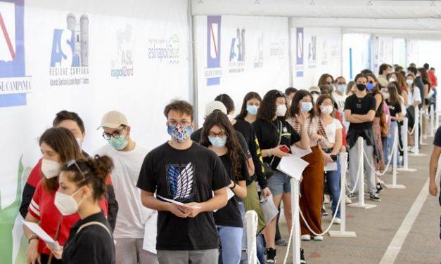 La vaccinazione dei giovani