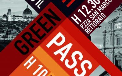 Firenze – siamo a fianco degli studenti contro il green pass